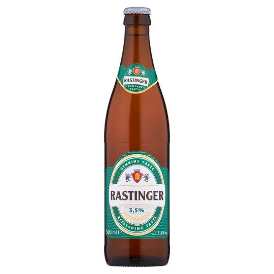 Rastinger Pivo výčepní světlé 500ml