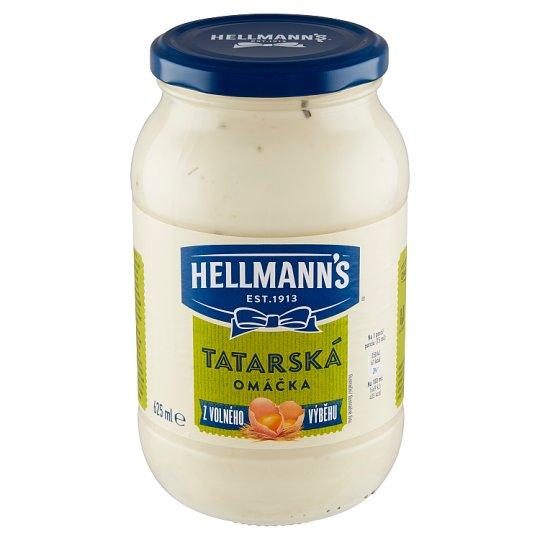 Hellmann's Tartar Sauce 625ml