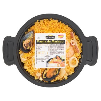 Royal Chef Paella de Marisco 350g