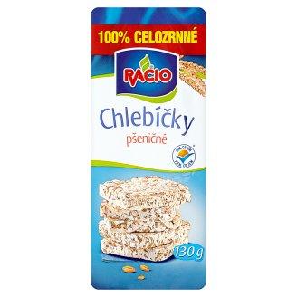 Racio Wheat Cakes Wholegrain 130g