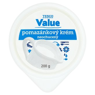 Tesco Value Unflavored Butter Spread 200g