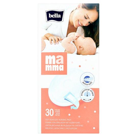 ab083dc15 Bella Mamma Jednorázové samolepící prsní vložky á 30 ks - Tesco ...