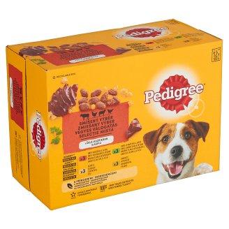 Pedigree Vital Protection 100% kompletní výživa v želé 12 x 100g
