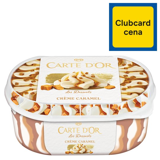Carte d'Or Créme Caramel 900ml