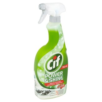 Cif Power & Shine Odmašťovač čisticí sprej 750ml