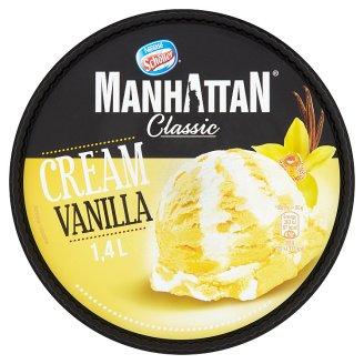 Manhattan Classic Mražený krém smetana-vanilková příchuť 1400ml