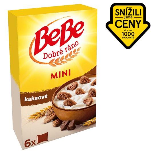 Opavia BeBe Dobré ráno Mini kakaové 6 x 50g
