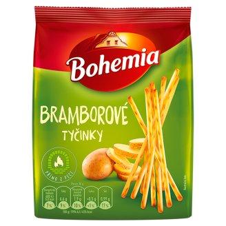 Bohemia Potato Snack Sticks 190g