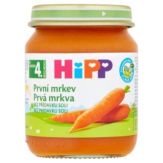HiPP Bio první mrkev 125g