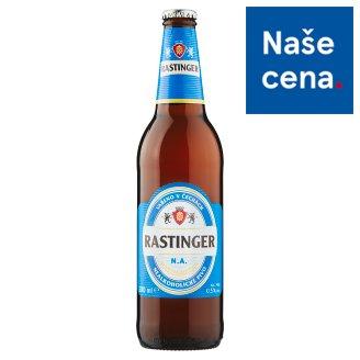 Rastinger Pivo nealkoholické světlé 500ml