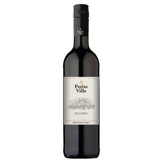 Petite Ville Malbec víno červené 750ml