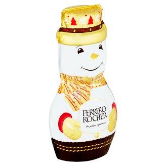 Ferrero Rocher Hollow Piece of Milk Chocolate with Crushed Hazelnuts 90g