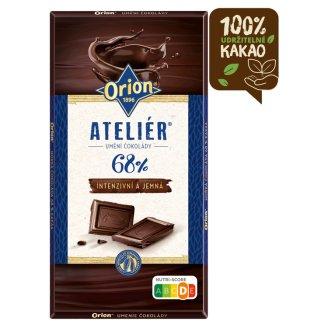 ORION Extra Dark Chocolate 100g