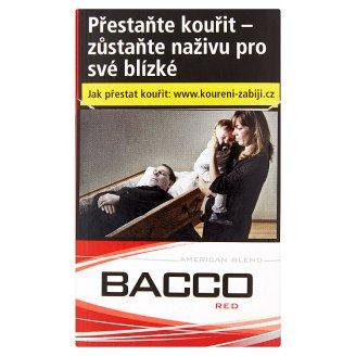 Bacco Red cigarety s filtrem 20 ks