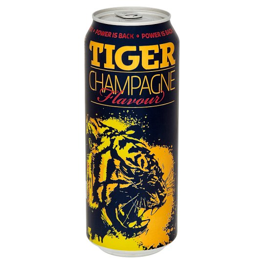 Tiger Champagne energetický nápoj 500ml