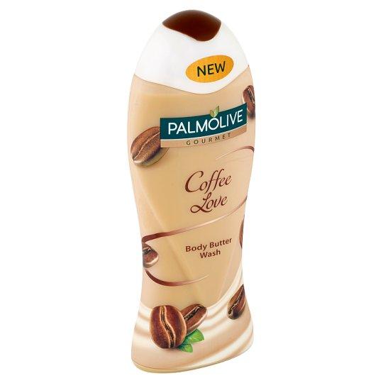 Palmolive Gourmet Coffe Love krémový sprchový gel 500ml