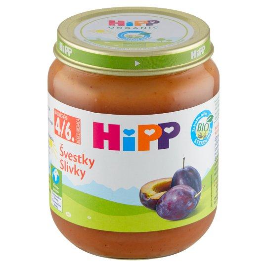 HiPP Bio švestky 125g