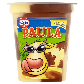 Dr. Oetker Paula Milk Dessert with Vanilla-Chocolate Flavor 125g
