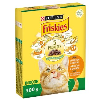 FRISKIES for Indoor Cats 300g