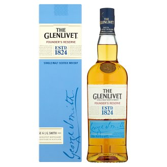 The Glenlivet Scotch whisky 0,7l