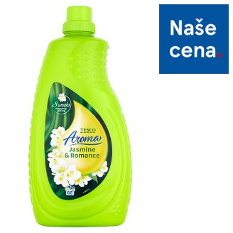 Tesco Aroma Jasmine & Romance aviváž 66 praní 2l
