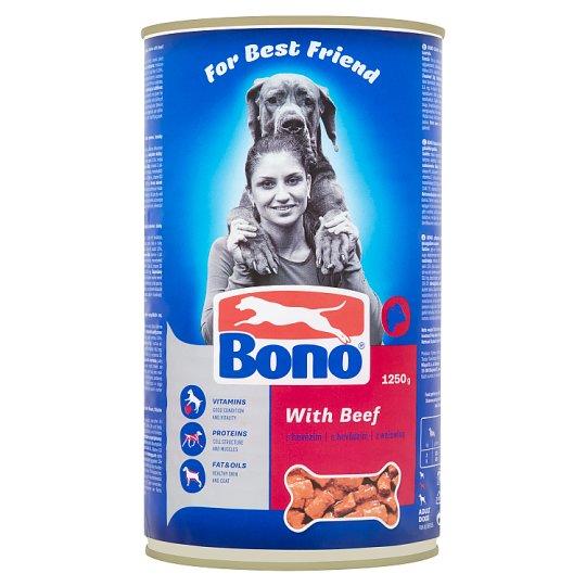 Bono S hovězím 1250g