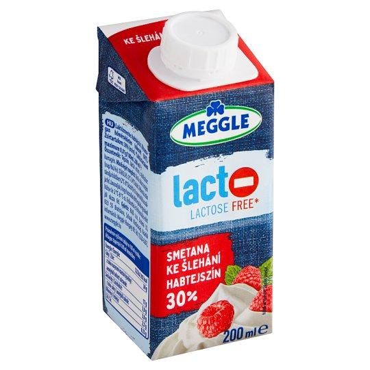 Meggle Lactose Free Whipping Cream 200ml
