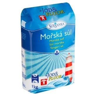 Solsanka Sea Salt 1kg