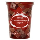 Tesco Chocolate-Nougat Yogurt 400g