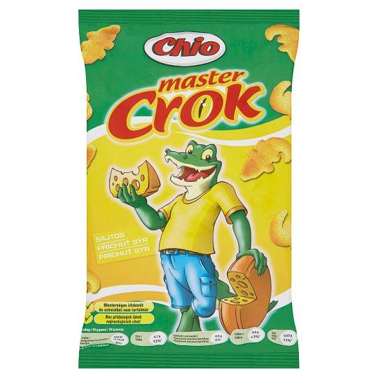 Chio Master Crok kukuřičný snack s příchutí sýra 40g