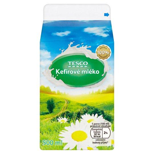 Tesco Kefir Milk 500ml