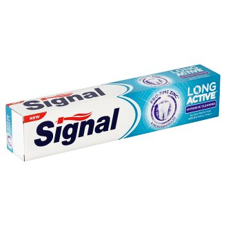 Signal Long Active Intensive Cleaning zubní pasta 75ml