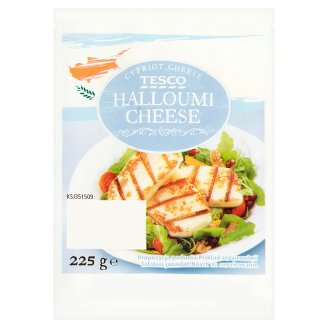 Tesco Halloumi Cheese 225g