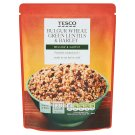 Tesco Pšeničný bulgur, zelená čočka a ječné kroupy perličky 250g