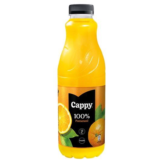 Cappy Orange Juice 100% 1L