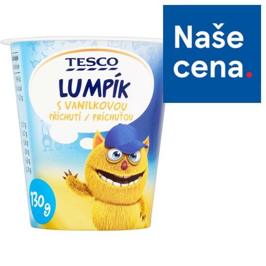 Tesco Lumpík Dessert with Vanilla Flavor 130g