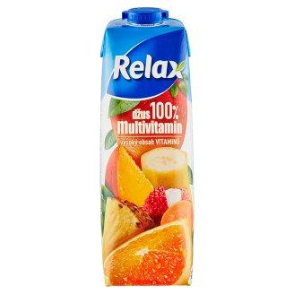 Relax Juice 100% Multivitamin 1L