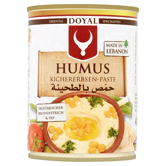 Doyal Hummus Tahini 400g