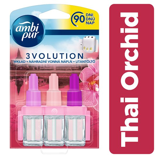 Ambi Pur 3Volution Thai Orchid Náplň Do Osvěžovače Vzduchu 20ml