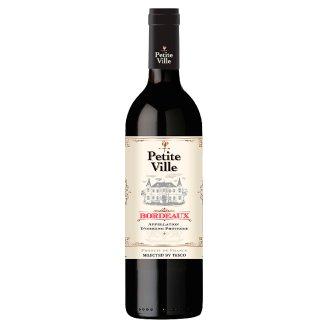 Petite Ville Bordeaux Dry Red Wine 750ml