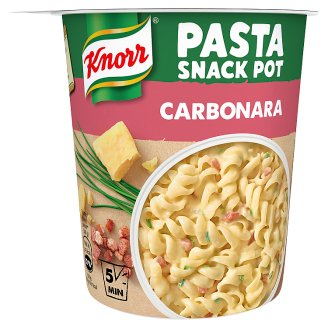 Knorr Snack Pasta with Cheese Sauce and Bacon 55g