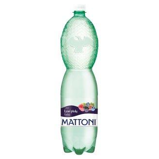 Mattoni Lesní plody perlivá 1,5l
