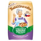 Babiččina Volba Wheat Plain Flour for Shortcrust Pastry 1kg