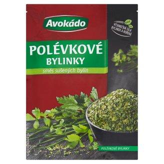 Avokádo Polévkové bylinky 8g