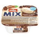 Müller Mix Choco Crispies Hazelnut Taste Yogurt 130g