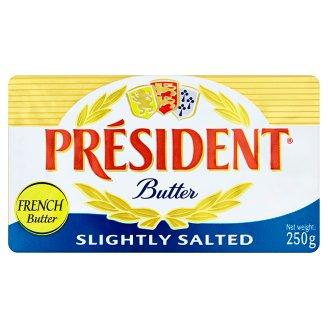 Président Plaquette máslo slané 250g