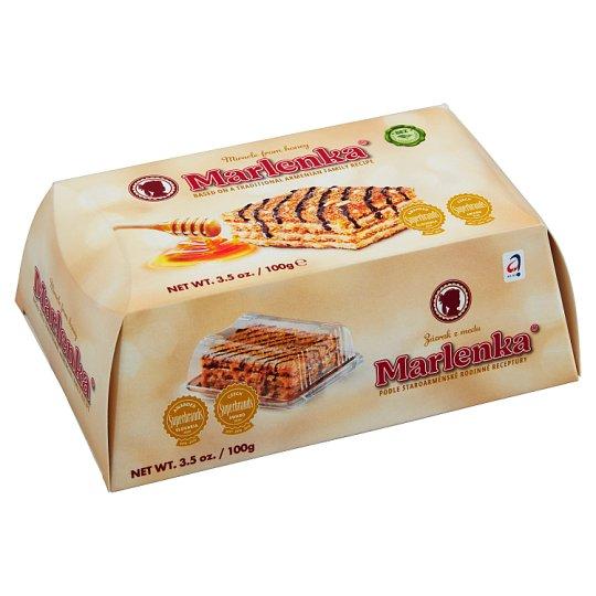Marlenka Honey Cake with Walnuts 100g