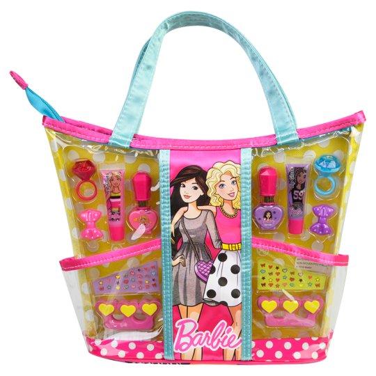 Barbie BeYou Beauty Tote