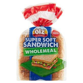 Ölz Wholemeal Soft Sandwich Bread 375g