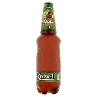 Velkopopovický Kozel 11 pivo ležák světlý 1,25l
